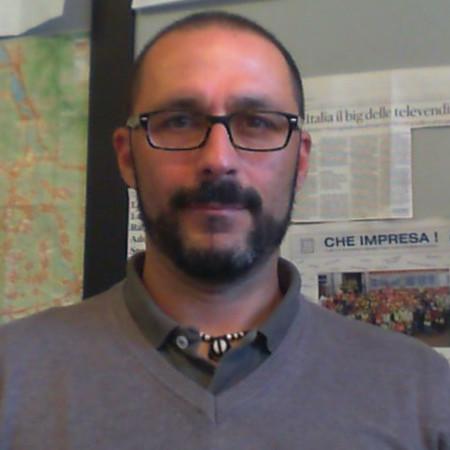 Luca Radice, Socio Amministratore e Resp. Tecnico-Commerciale Telbe Engineering s.r.l.<br/>Business Partner dal 2009